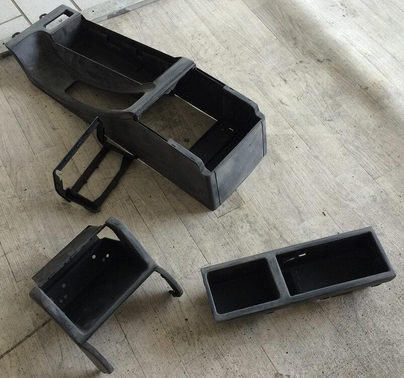 bmw e46 mittelkonsole lackieren djoos. Black Bedroom Furniture Sets. Home Design Ideas