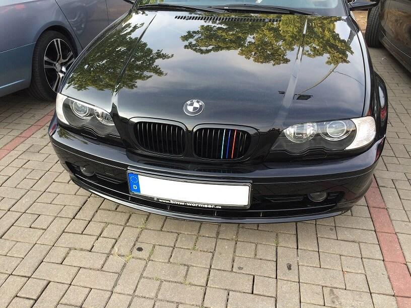 BMW Stripes e46 - klein