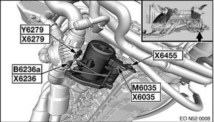 Bmw E90 E60 E63 Usw Thermostat Wechseln Benziner Djoos
