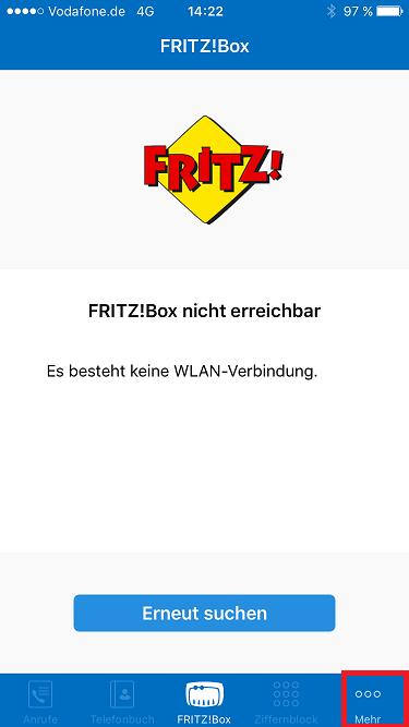07 - FRITZ Fon Fehler