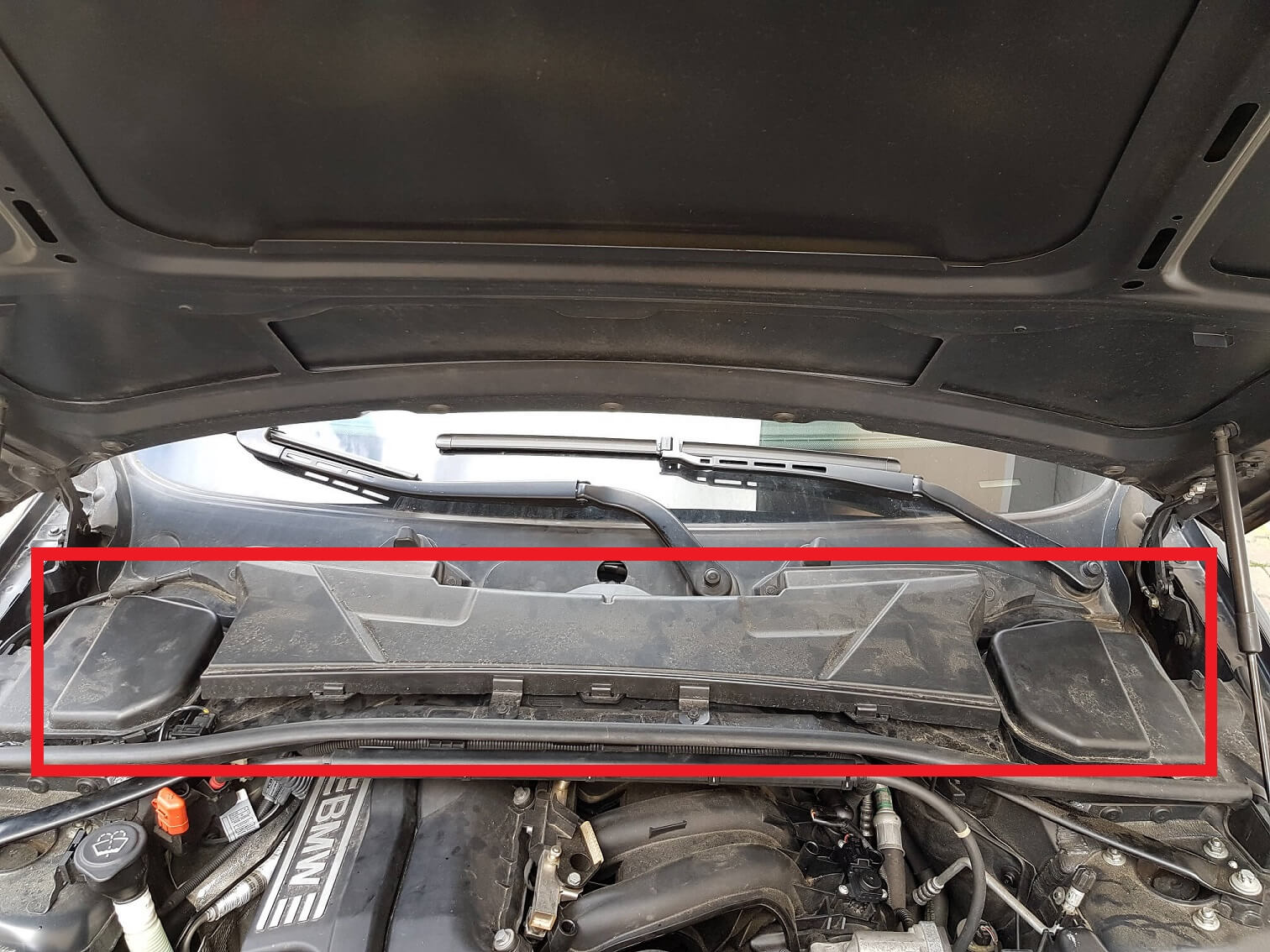 BMW E90 Innenraumfilter
